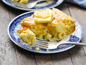 spoon-bread-butter